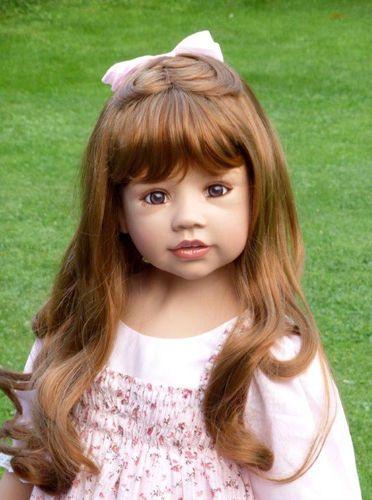 Коллекционные куклы дети - Wynona Strawberry