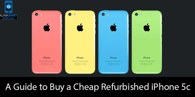 How to Buy a Refurbished iPhone 5c?  #AlphaSmartPhone #Refurbished #iPhone