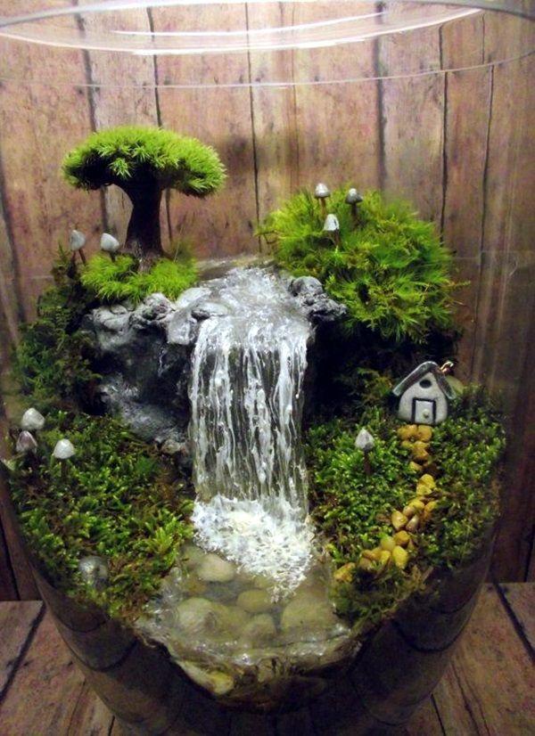 Mini Garden Ideas best 25 miniature gardens ideas that you will like on pinterest 40 Smart Mini Indoor Garden Ideas