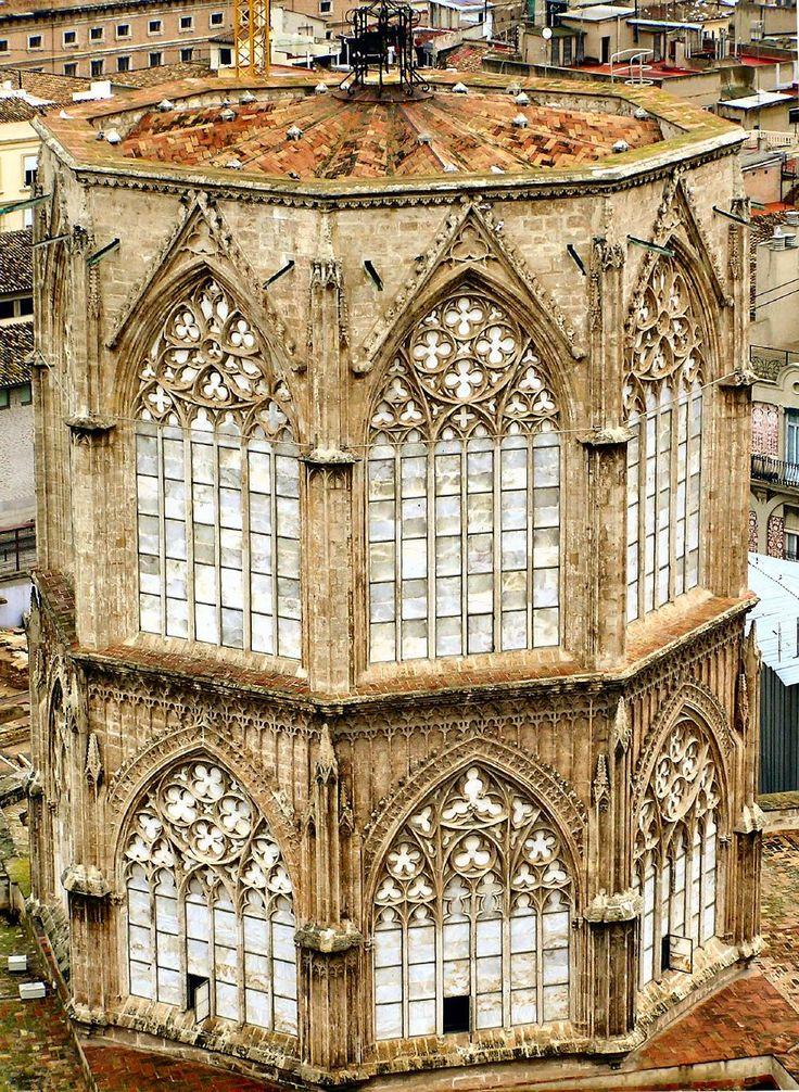 Iglesia Catedral-Basílica Metropolitana de la Asunción de Nuestra Señora de Valencia, España