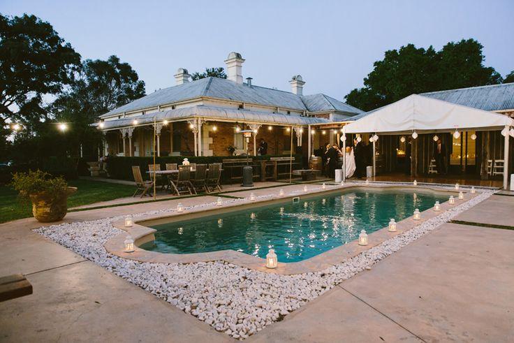 Poolside, Mindaribba House   Image: Cavanagh Photography