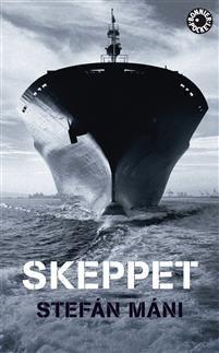 Skeppet är en thriller som kryper in under skinnet, en klaustrofobisk historia med drag av Hitchcock. Ett skepp är på väg från Reykjavik till Latinamerika. Besättningen är en ohälsosam blandning av missnöje, mänskliga tillkortakommanden och kriminalitet. En bra bit ut på Atlanten dör radarn och rodret blir obrukbart. Någon har saboterat alla möjligheter att ta sig i land. Den ena obehagliga överraskningen avlöser den andra medan båten driver mot Antarktis, mot en död av svält och köld.