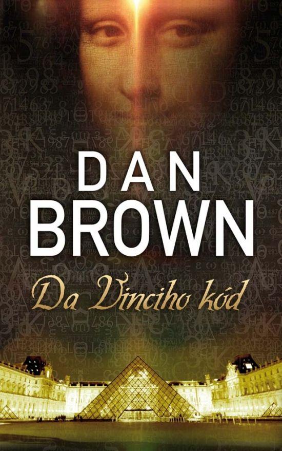 Kniha: Da Vinciho kód (Dan Brown) | bux.sk