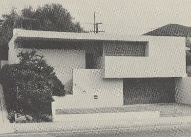 a beyond cool 'International Style' House