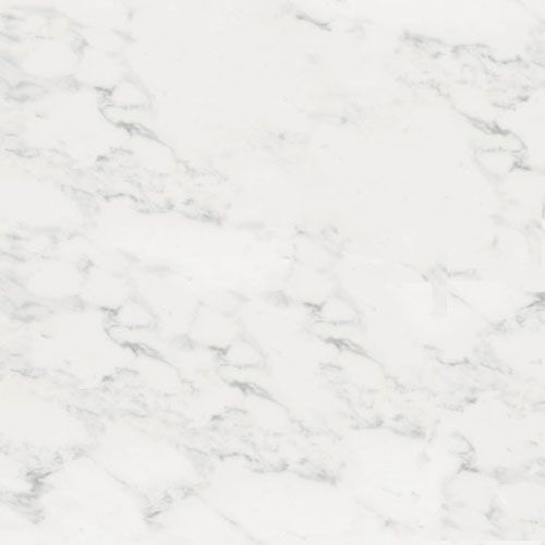 Volakas Marble Has A White Backround With Light Grey And Silver Ribbons.  Exceptional Choice For