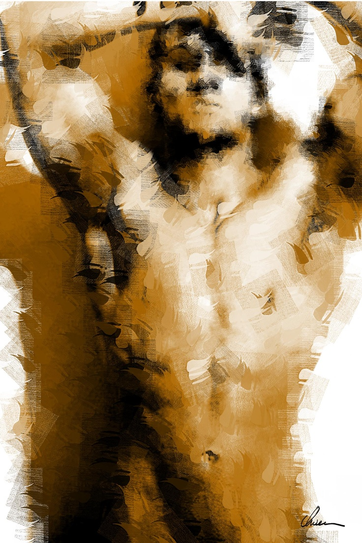 Male Nude #3