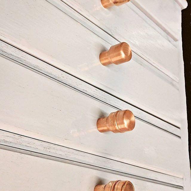 26 Best Copper Kitchen Cabinet & Drawer Handles Knobs & Pulls Fascinating Kitchen Cabinet Drawer Pulls Design Ideas