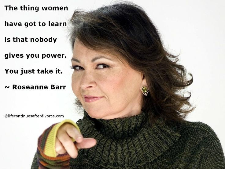 roseanne barr quotes quotesgram