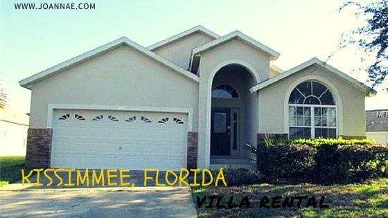 Kissimmee, Florida Villa Rental
