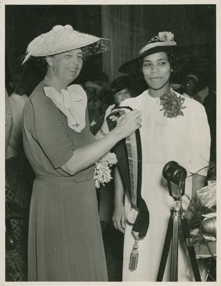 """slavery franklin d roosevelt and african The daughter of former slaves, mary jane mcleod bethune became one of the  most important black  she was also a leader of fdr's unofficial """"black cabinet."""