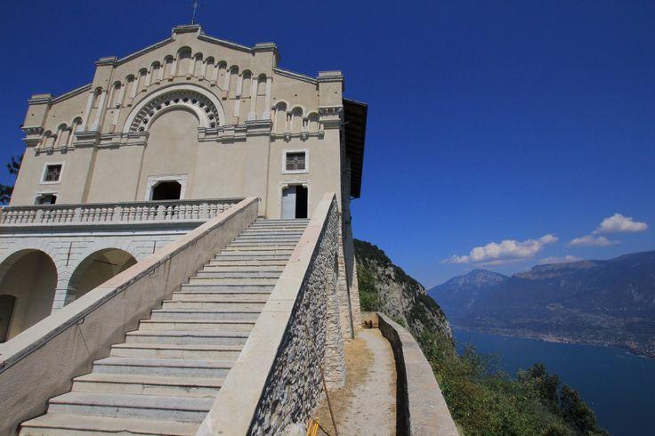 Tignale Montecastello Garda lake Italy