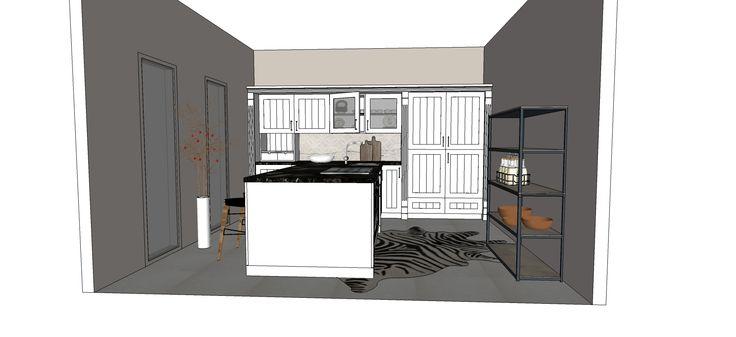 17 beste ideeu00ebn over Landelijke Keuken Ontwerpen op Pinterest ...