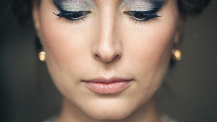 Pastel Bridal Makeup by Amal Aoufoussi www.afoussimua.com