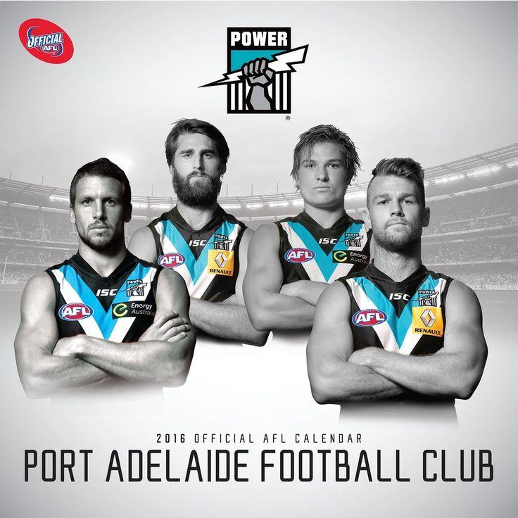 Port Adelaide 2016 Calendar - Port Store
