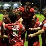 Radcliffe Borough Post Match Interviews