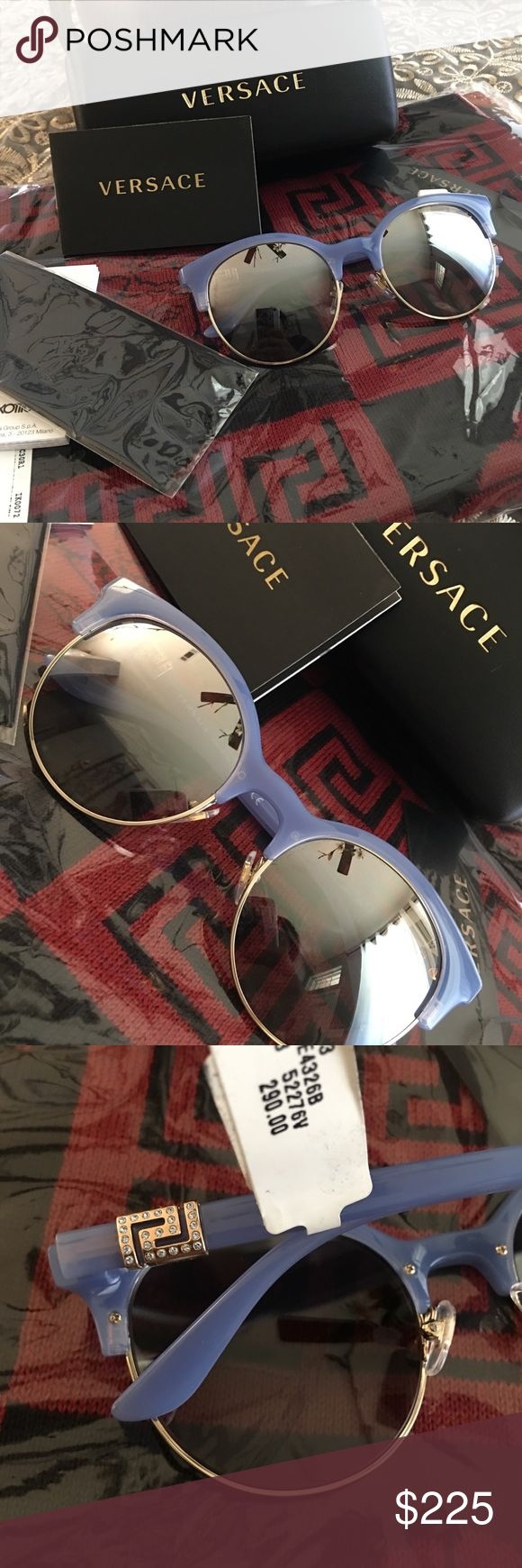 Versace 💙 Brand new super stylish Versace Accessories Sunglasses