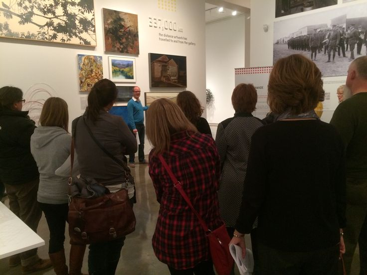 Deborah Forbes Lecture Series - in the Art Gallery