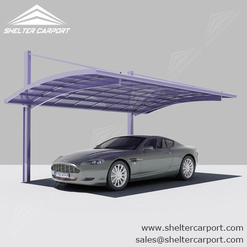 SC04-carport for sale - car canopy parking - matel car sheds - shade structures - shelter carport - 7