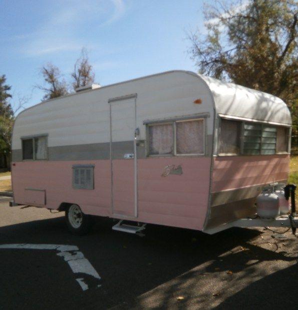 1964 Shasta Twenty Camper For Sale