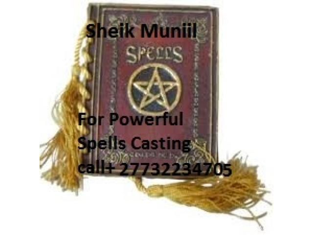 Powerful Traditional Healer Psychic Voodoo spell Caster +27732234705