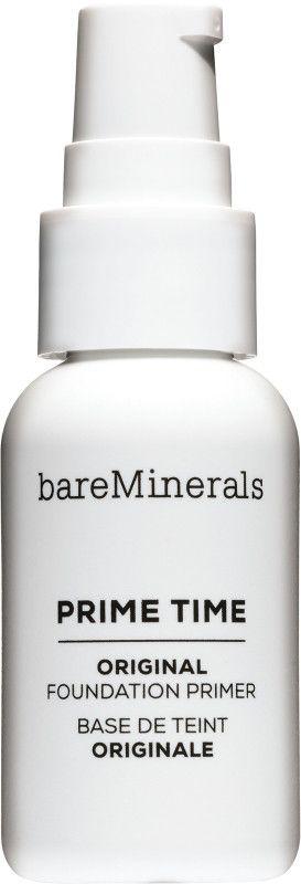 BareMinerals Prime Time Foundation Primer | Ulta Beauty