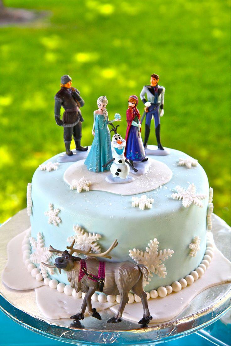 Best 25 Frozen birthday cake ideas on Pinterest Frozen cake