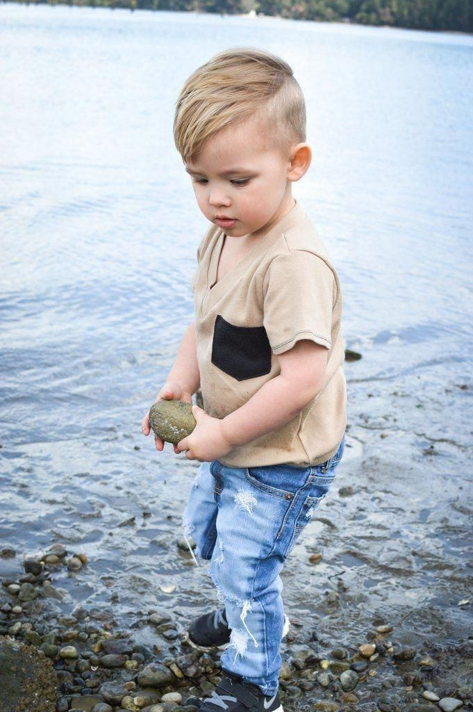 Trendy And Cute Toddler Boy Haircuts Your Kids Will Lovel