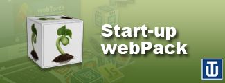 This Start-Up webPack contains all the tools you will need to start your online business successfully within a cost effective budget to grow your business.