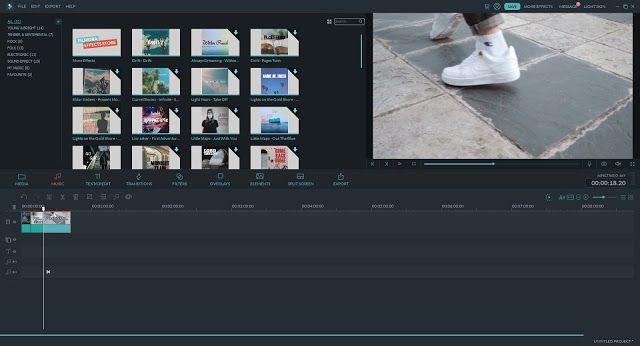 Wondershare Filmora 9 Free Download For Lifetime Video Editing Software Video Editing Photo Editing Software