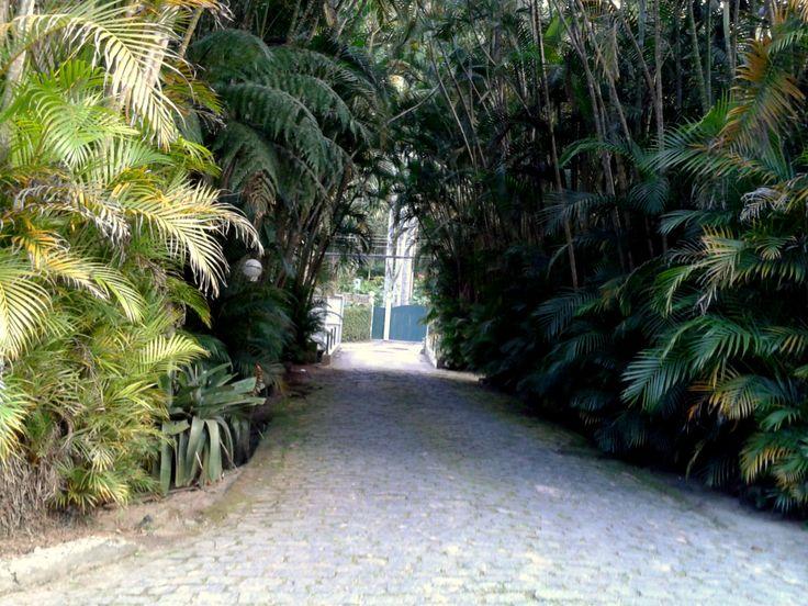 Orquidário Binot - entrada