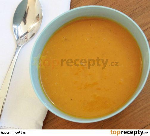 Výborná dýňová polévka