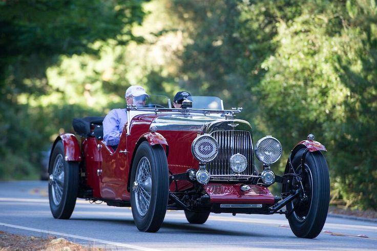 1935 Aston Martin Mk II