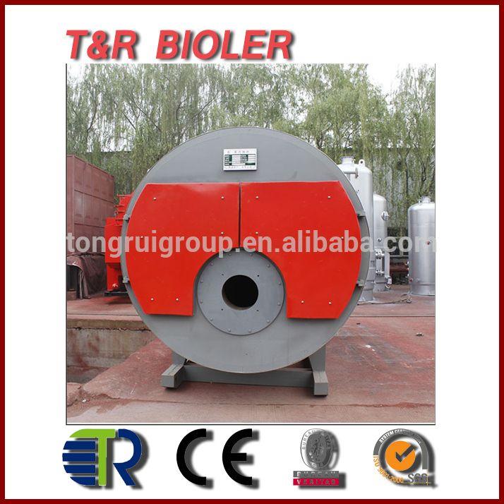 Steam Generator Price 2 ton/h Fire Tube Package Boiler Gas fired Steam Boiler