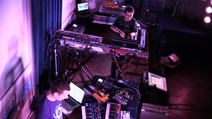 Alba Ecstasy & Nord: Live at the Library.