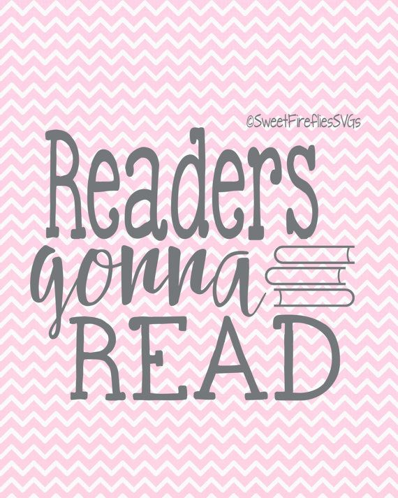 Download Readers Gonna Read SVG Cricut Explore & by ...