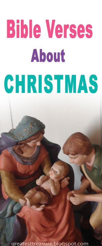 Bible Verses About Christmas