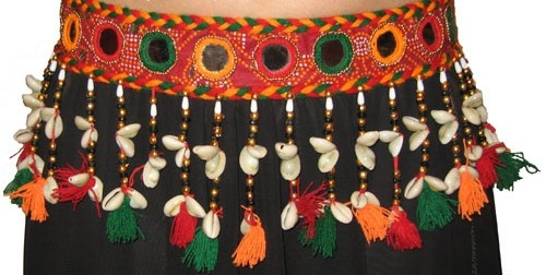Tribal Belly Dance Belt