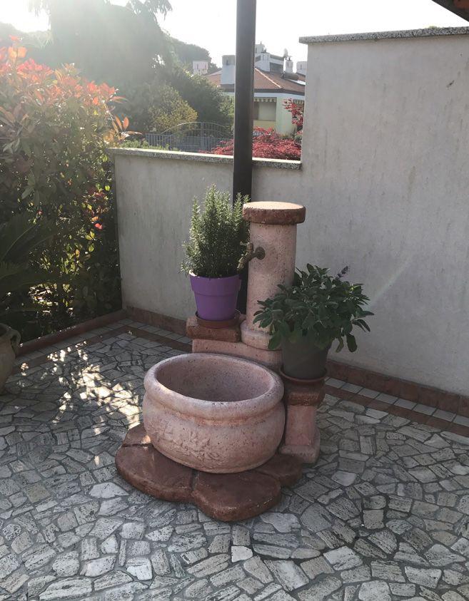 Ben noto Oltre 25 fantastiche idee su Fontane da giardino su Pinterest  TV06