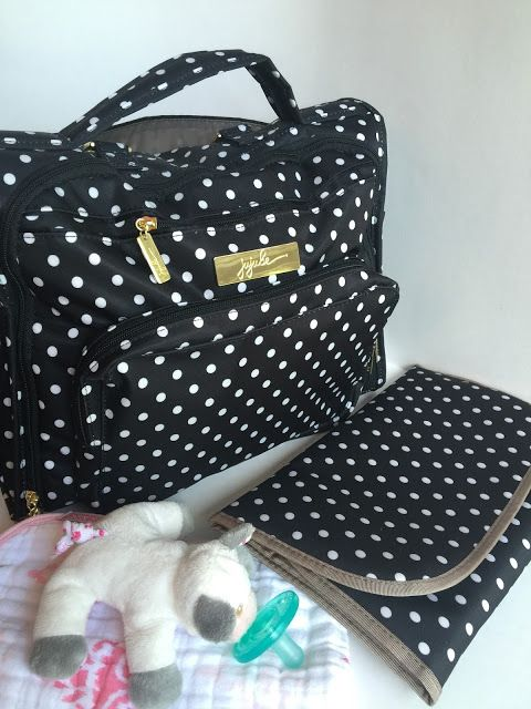 The JuJuBe BFF Diaper Bag Review