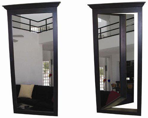Creative Home Engineering Hidden Passageways Apartment