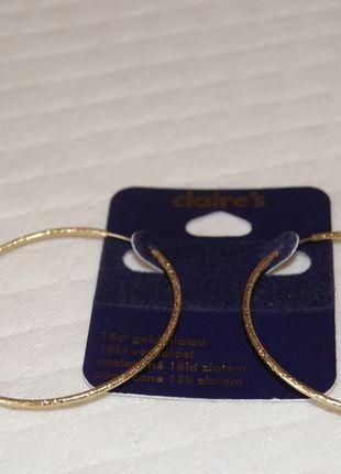 Kup mój przedmiot na #vintedpl http://www.vinted.pl/akcesoria/bizuteria/14100848-kolczyki-pozlacane-kolka-nowe