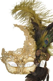 Masquerade Masks for Prom | Pure Costumes: Masquerade Masks for Prom 2013
