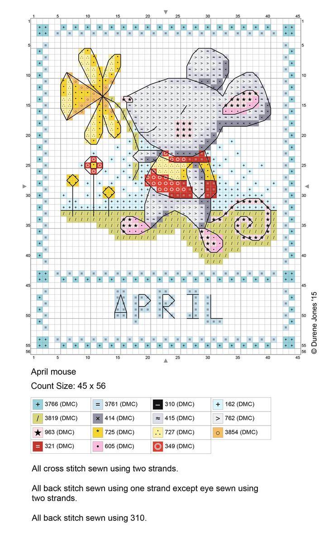 Calendário 2015 de gráficos muitos fofos! São bichinhos lindos e fáceis de aplicar além do calendário. Baixe gratuitamente!