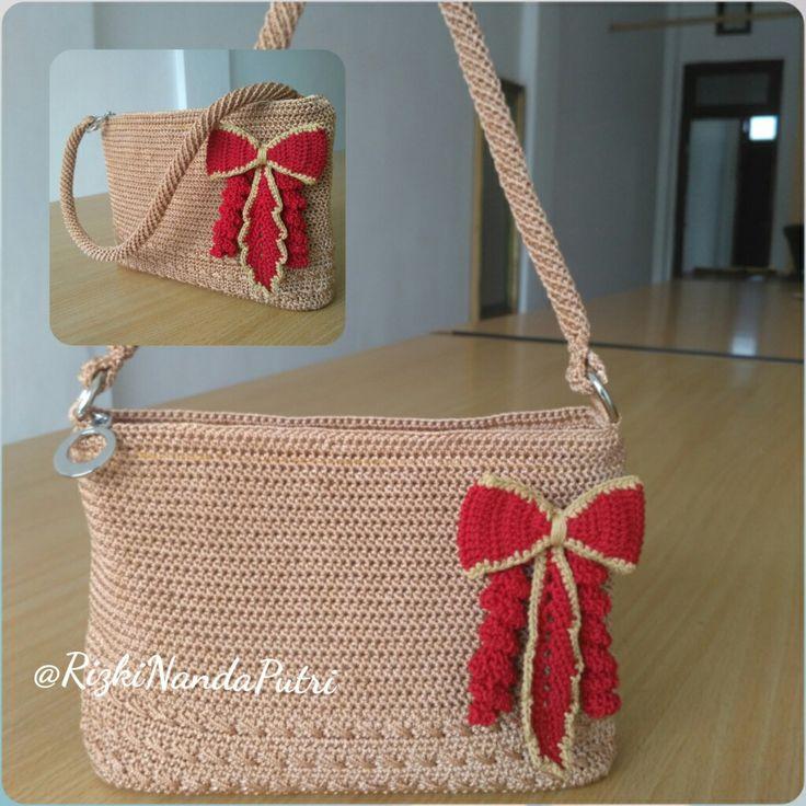Crochet bag by rnp