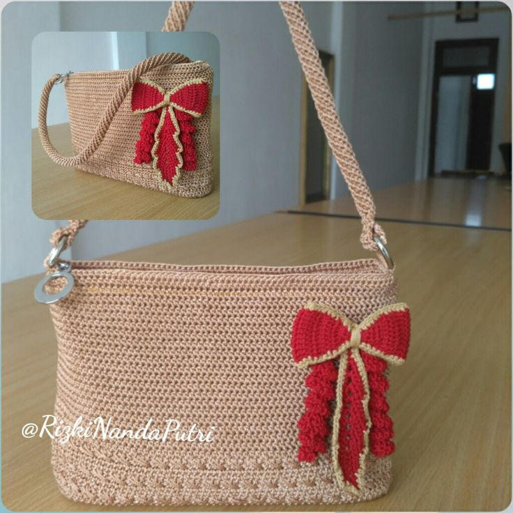 Crochet bag by rnp