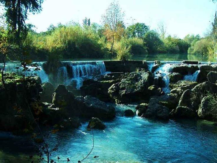 Tarsus Waterfalls.. Been here .. was Awesome! Mersin / Tarsus Şelalesi