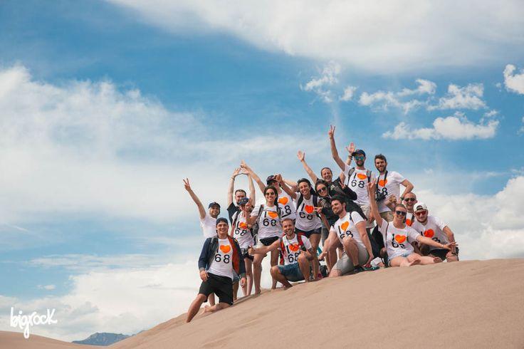#SUN68 #bigtour23 #BigRock #BigRockSchool #California #desert #travel #canyon #SanFrancisco
