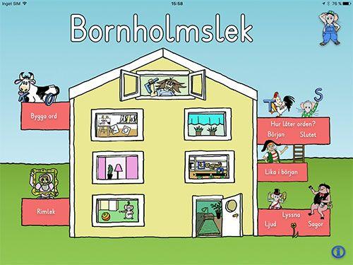 Välkommen till Bornholmsmodellen® Bornholmsmodellen® kom första gången ut 1994 och har sedan dess stimulerat barns språkliga medvetenhet och gjort dem läsberedda. Språklekar efter Bornholmsmodellen passar såväl barnen i förskolan, som barnen i förskoleklass och eleverna i årskurs 1. WEBBSHOP KURSER