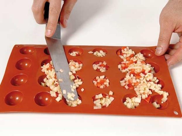 Tartellette alla crema di mango e aspic di frutta   Alice.tv - Ricette e cucina sul web e in TV