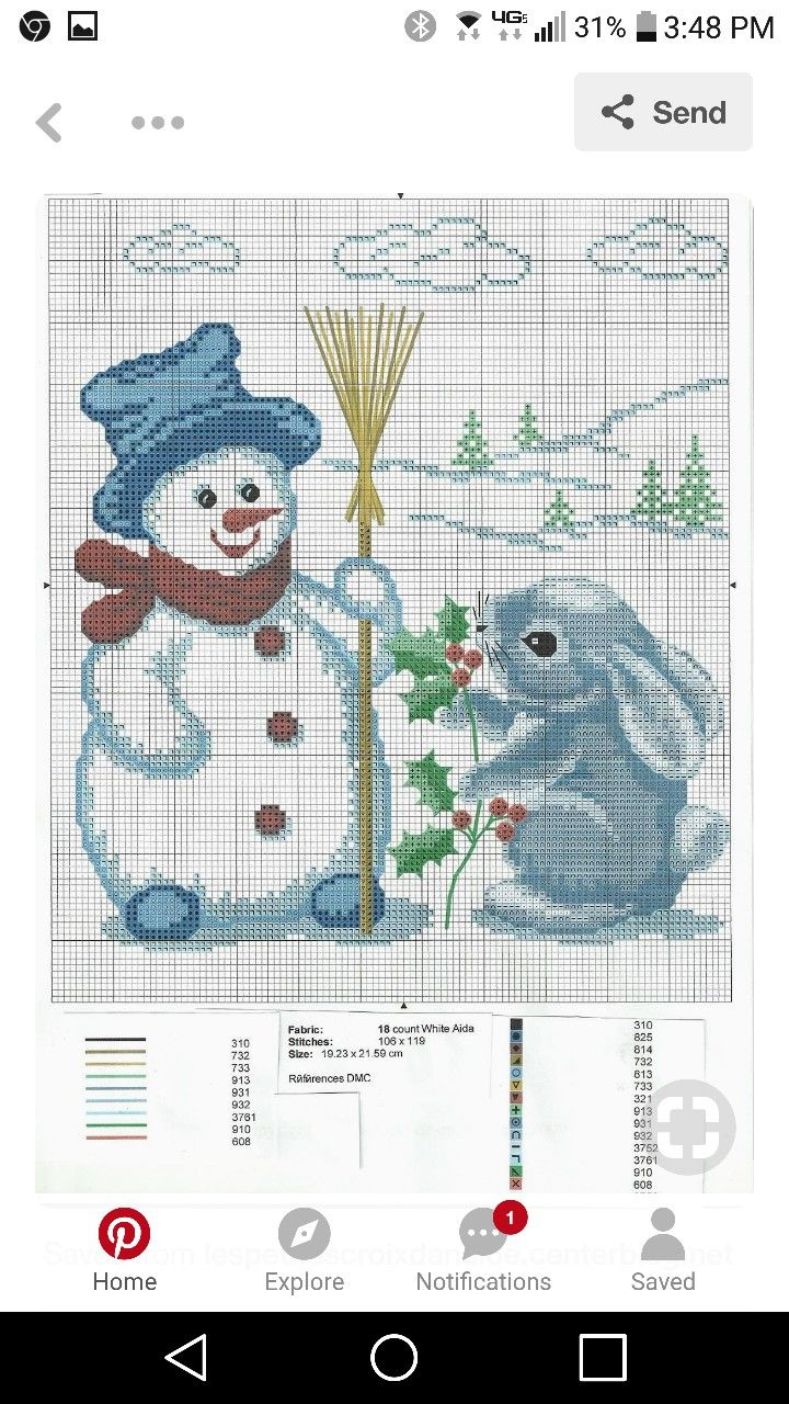 Pin by Pat Zagami on Cross stitch | Pinterest | Bordado, Punto de ...